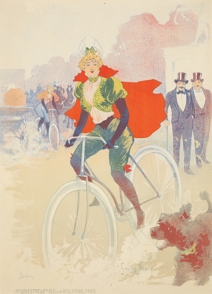 Cycles Le Chevreuil. ca. 1895