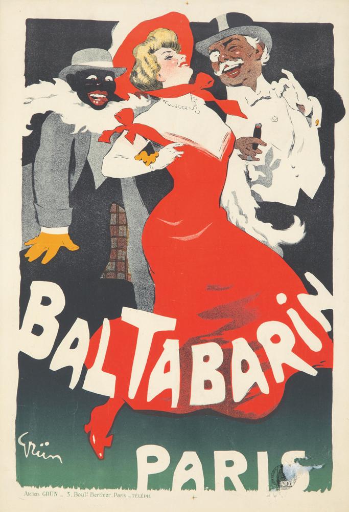 Bal Tabarin. 1904