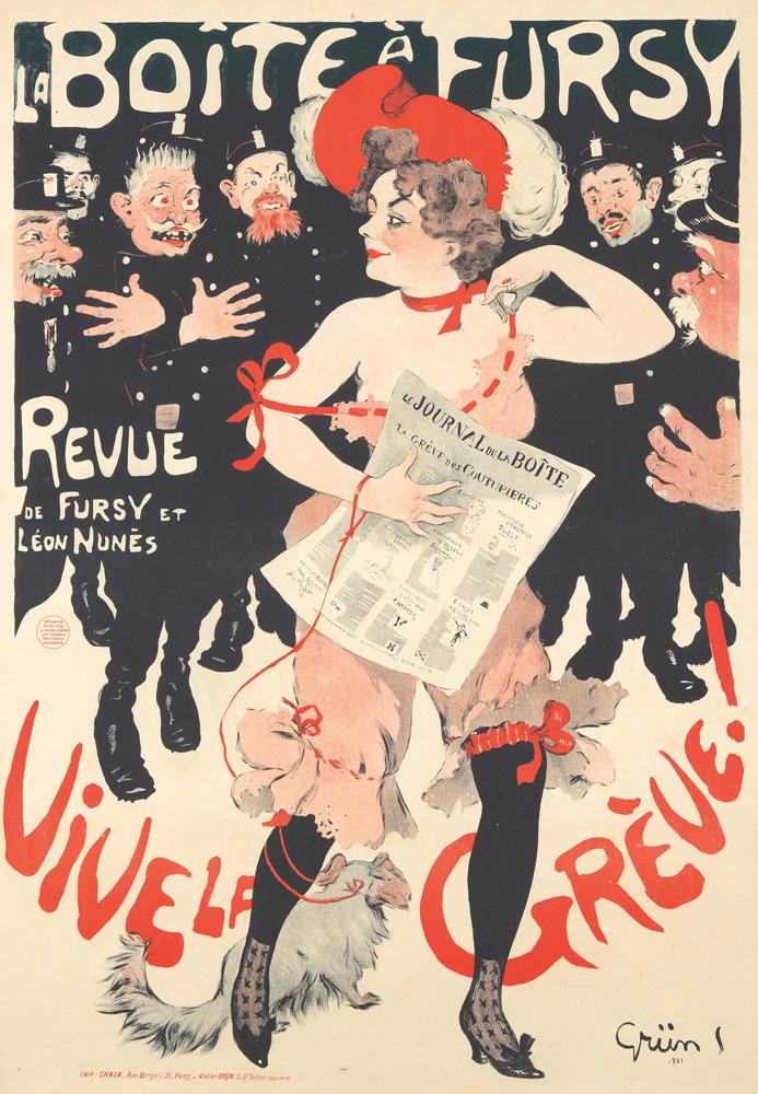 La Boîte à Fursy. 1901