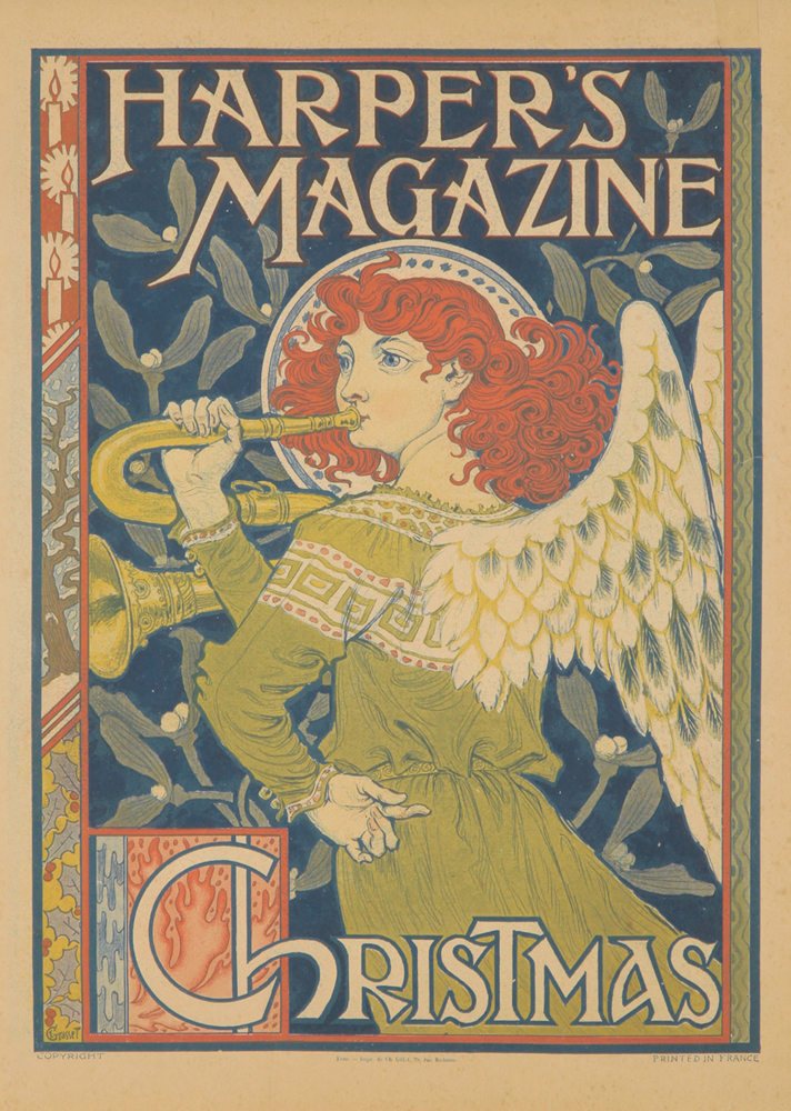 Harper's Magazine / Christmas. 1892