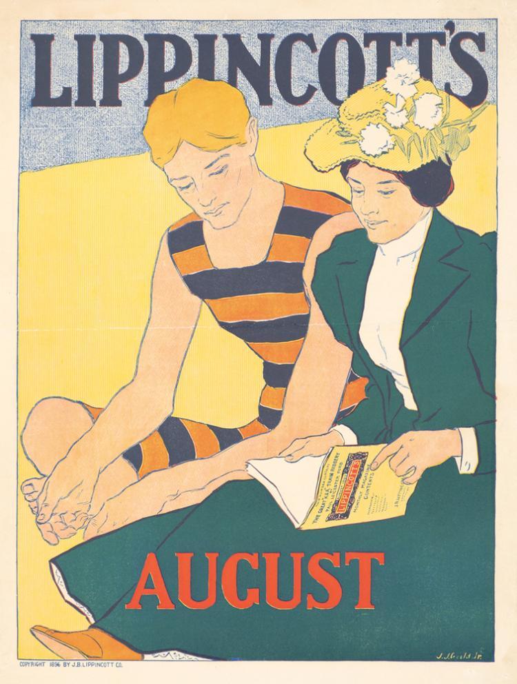 Lippincott's / August. 1896