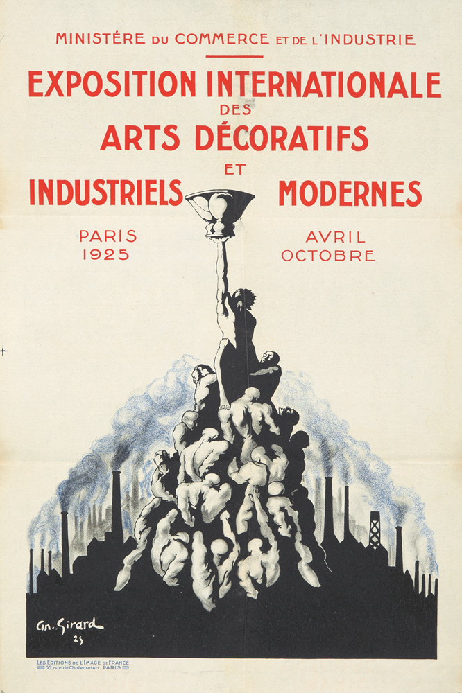 Exposition Internationale des Arts Décoratifs. 1925