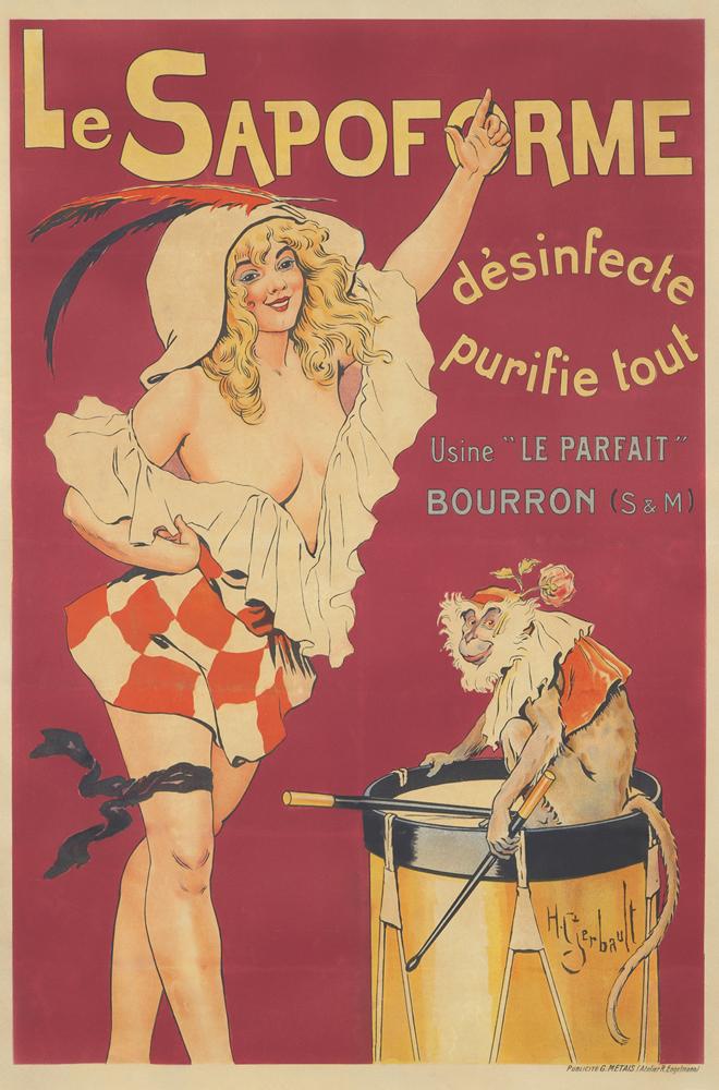 Le Sapoforme. 1910