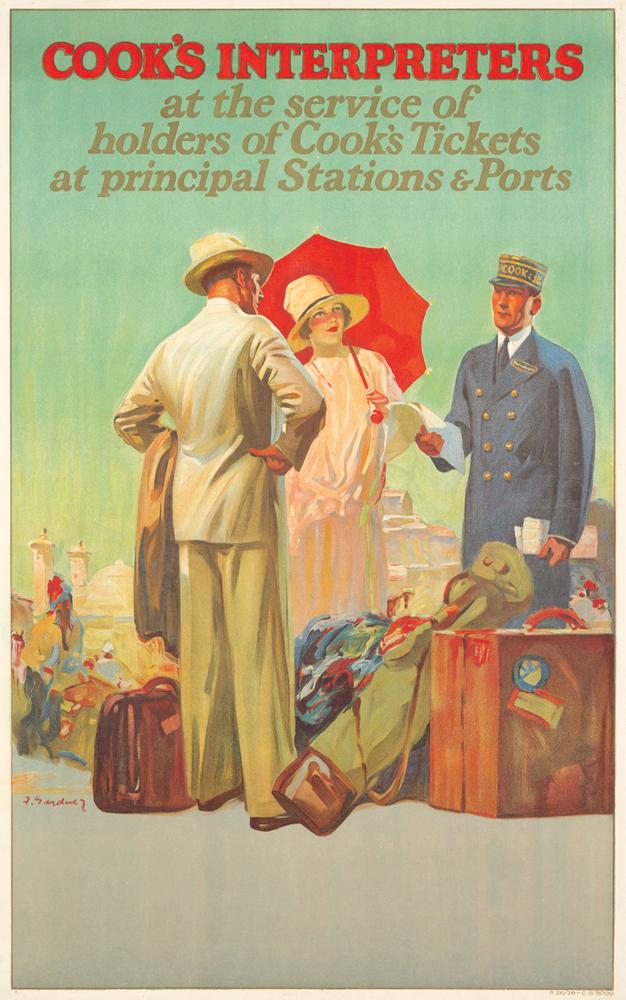 Cook's Interpreters. 1928