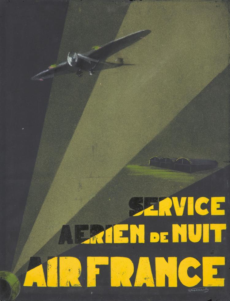 Air France / Service Aerien de Nuit. 1937