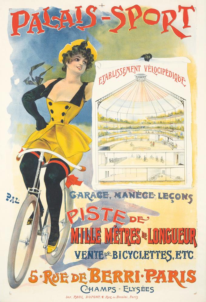Palais-Sport. ca. 1894