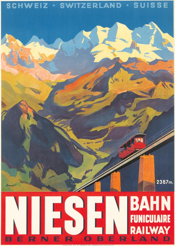 Niesen. ca. 1930