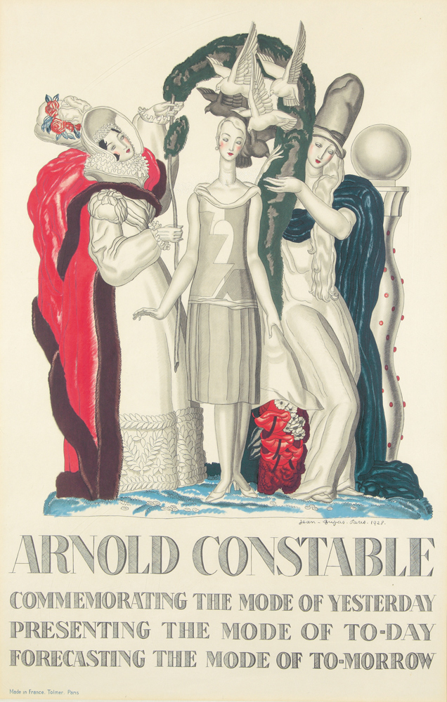 Arnold Constable. 1928