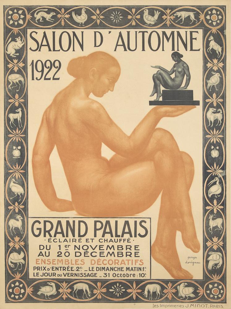 Salon d'Automne. 1922