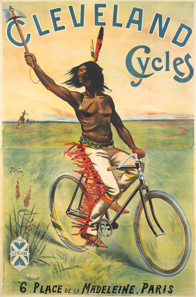 Cleveland Cycles. ca. 1898