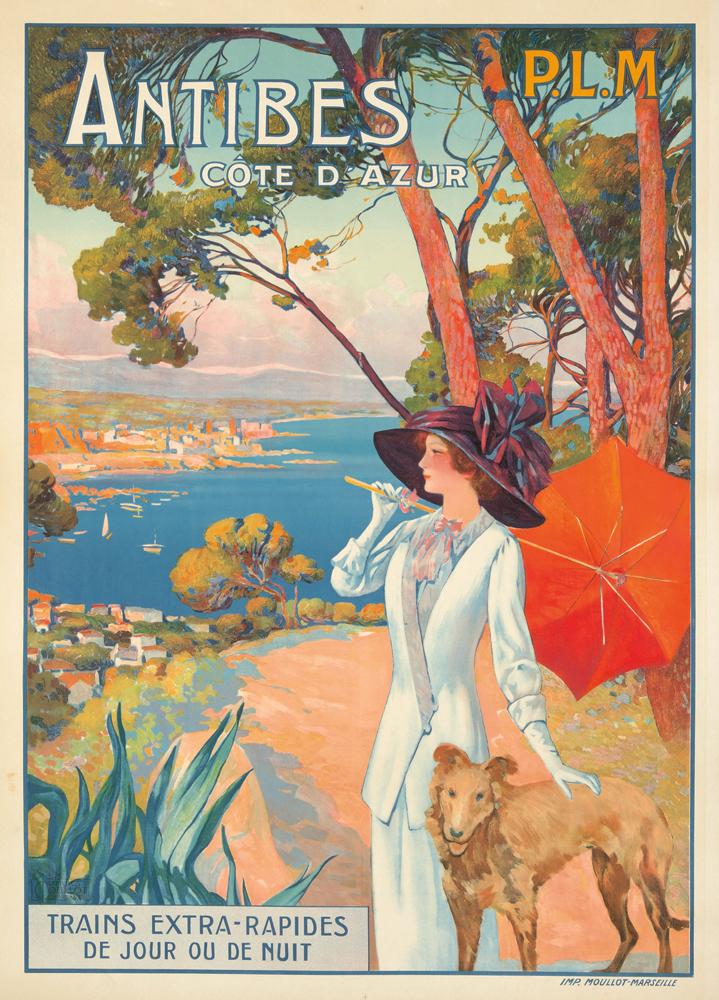 Antibes. ca. 1910