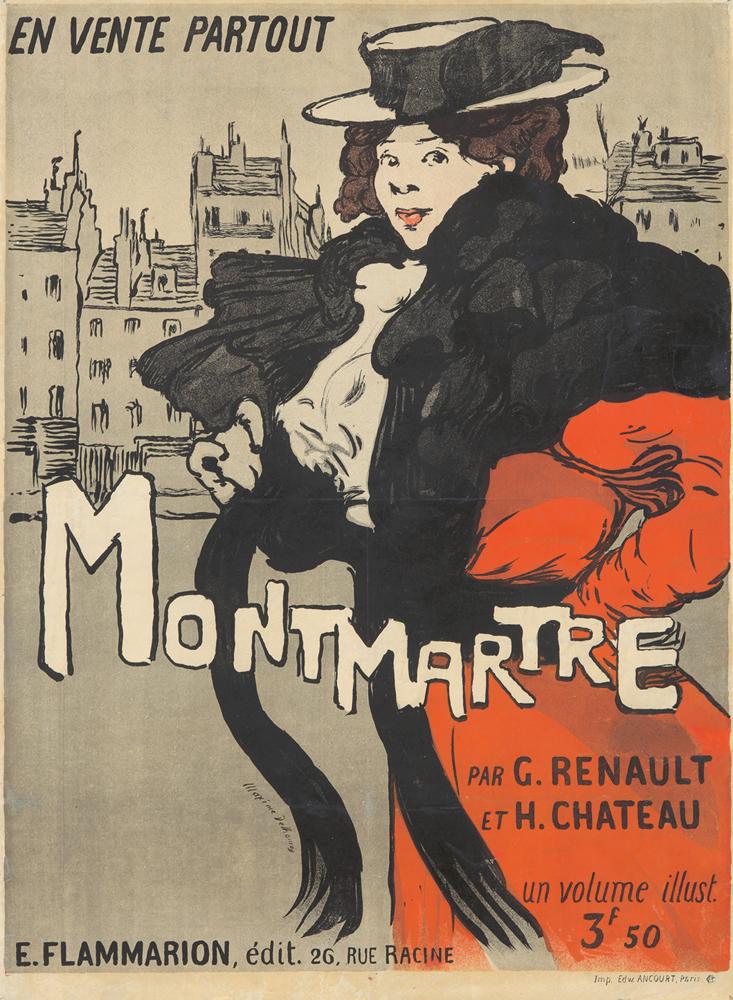 Montmartre. 1897
