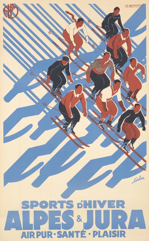 Alpes & Jura. ca. 1933