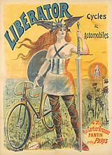 Liberator Cycles & Automobiles. 1899