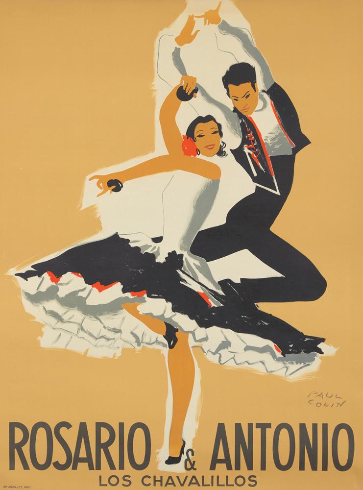 Rosario et Antonio. 1949
