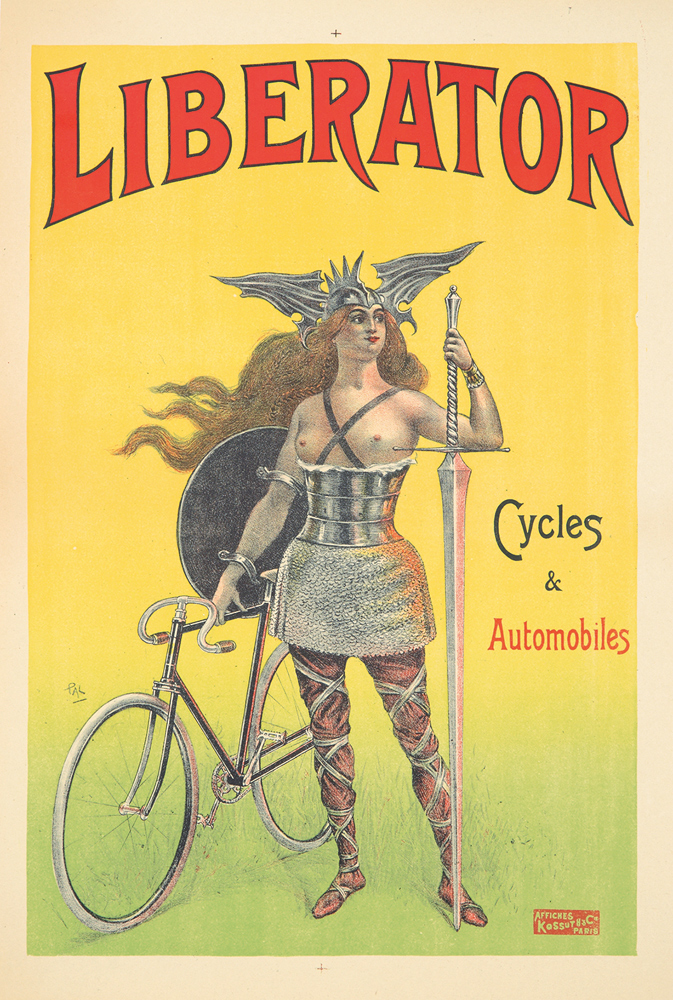 Liberator Cycles. ca. 1899