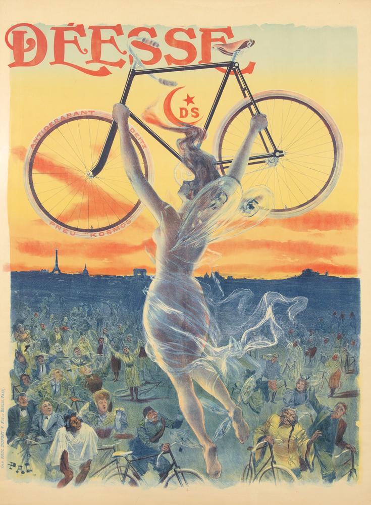 Déesse. ca. 1898