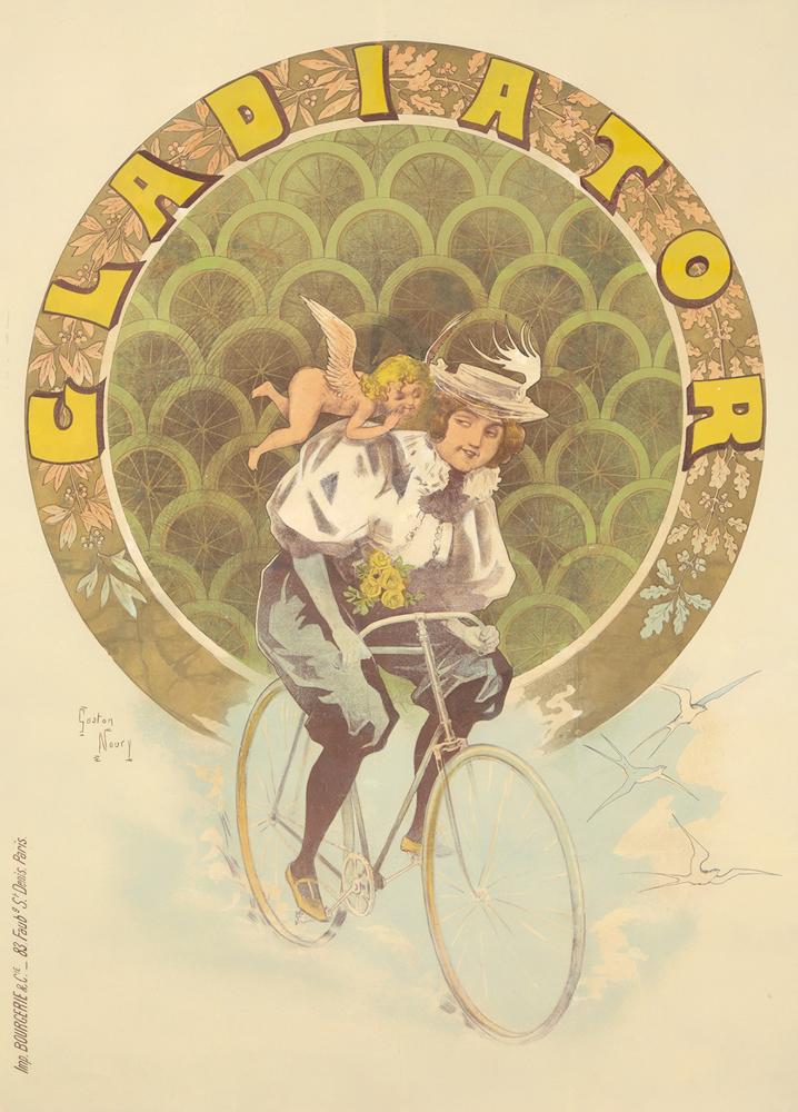Gladiator. ca. 1892