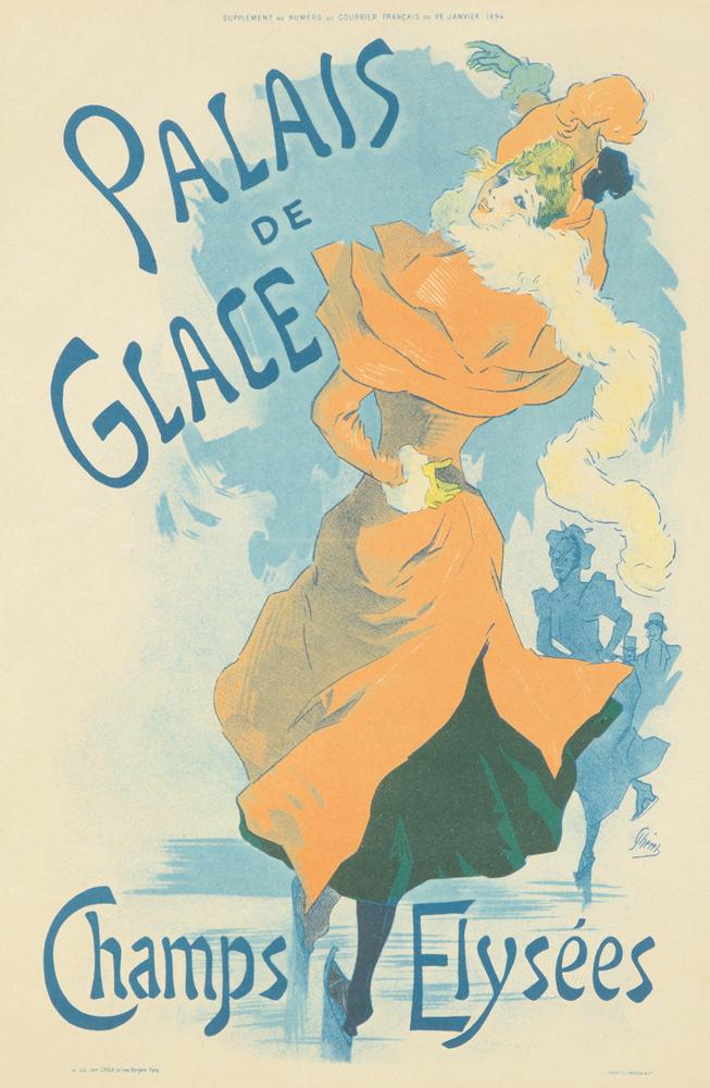 Palais de Glace. 1893