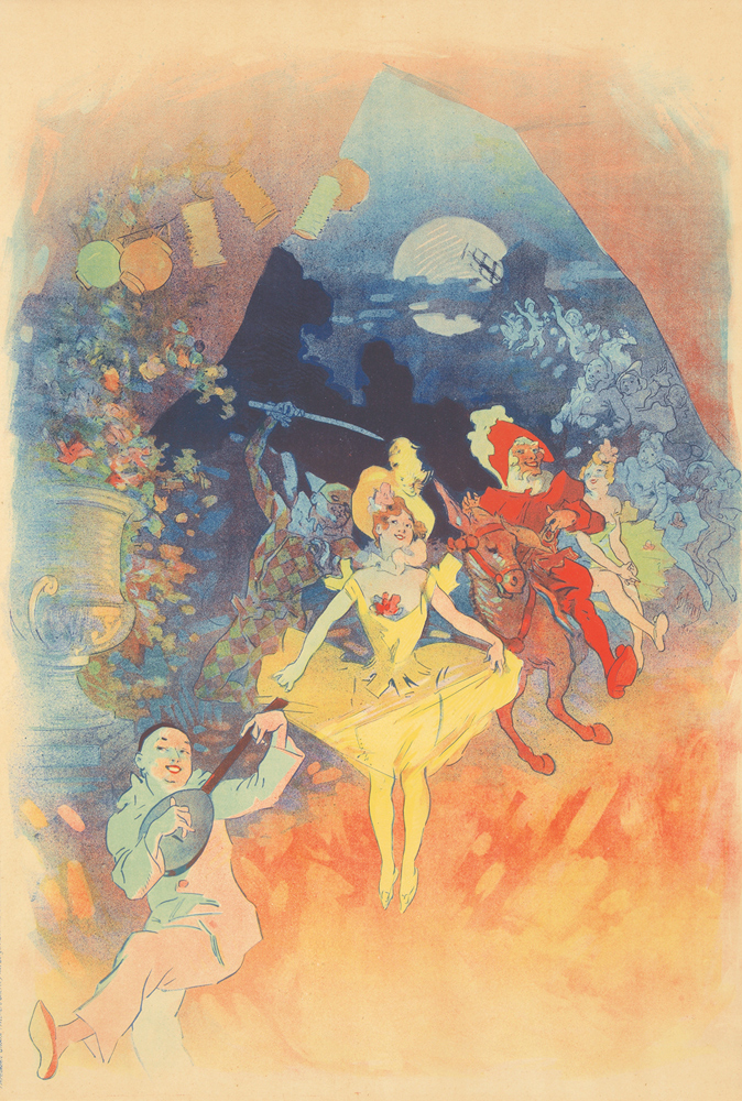 Musée Grévin / Fantoches de John Hewelt. 1900