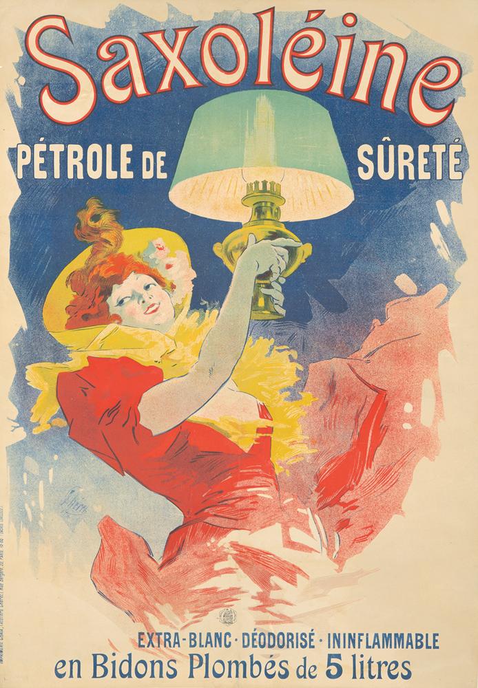 Saxoléine. 1900