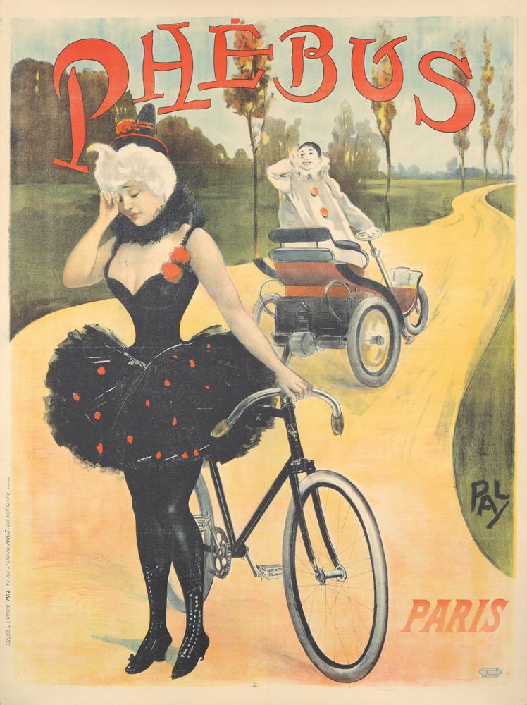Phébus. ca. 1899