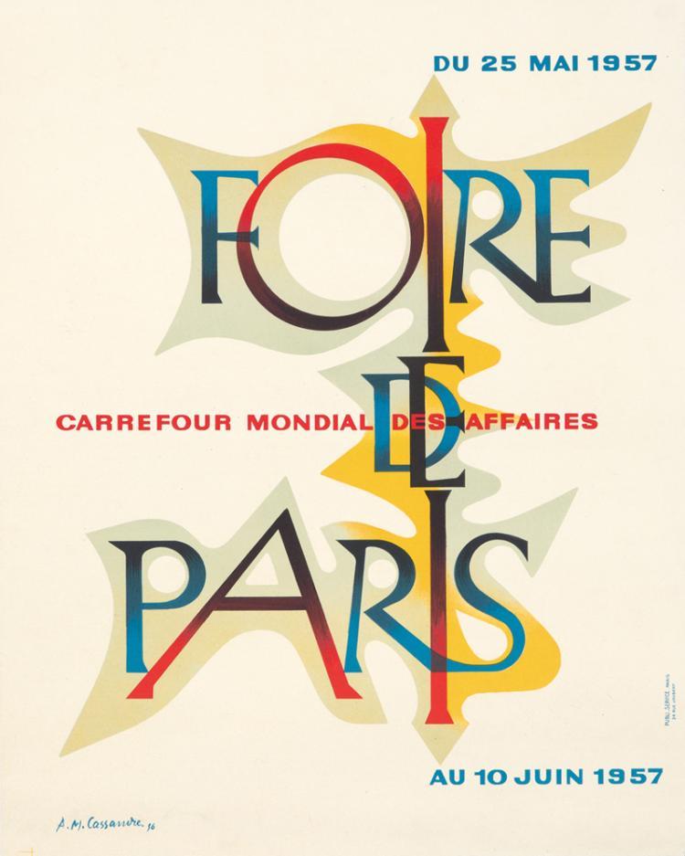 Foire de Paris. 1957
