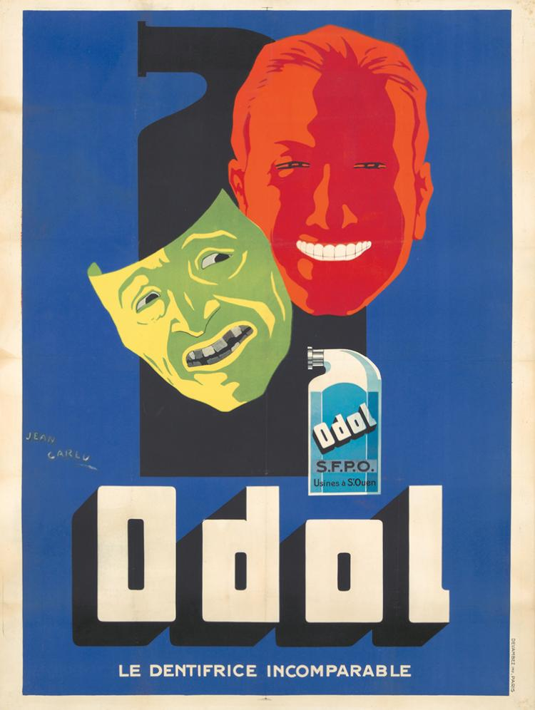 Odol. ca. 1925