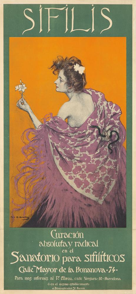 Sifilis. 1900