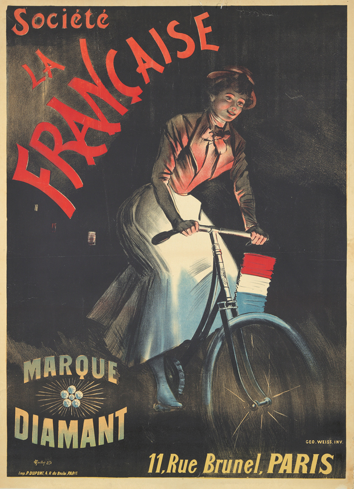 Société La Française. ca. 1895