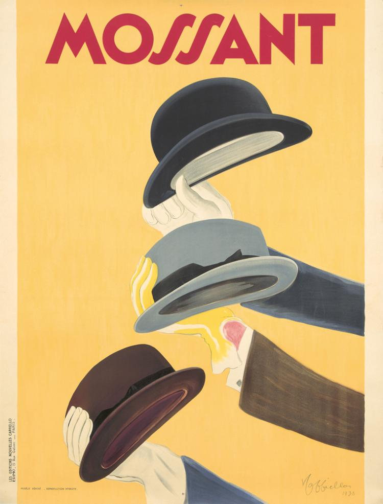 Mossant. 1938