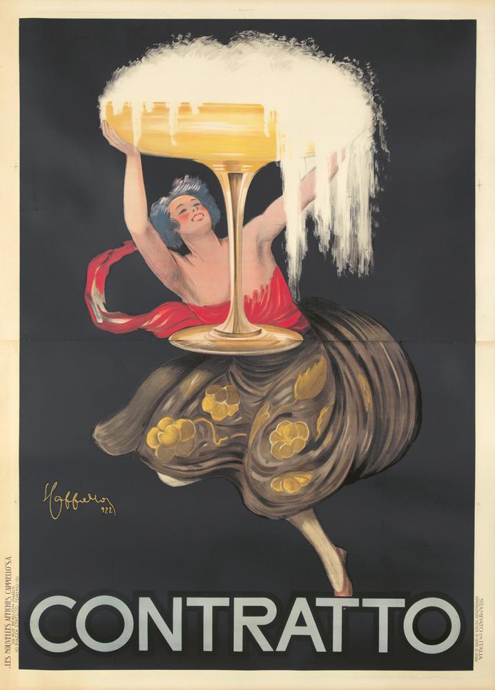 Contratto. 1922
