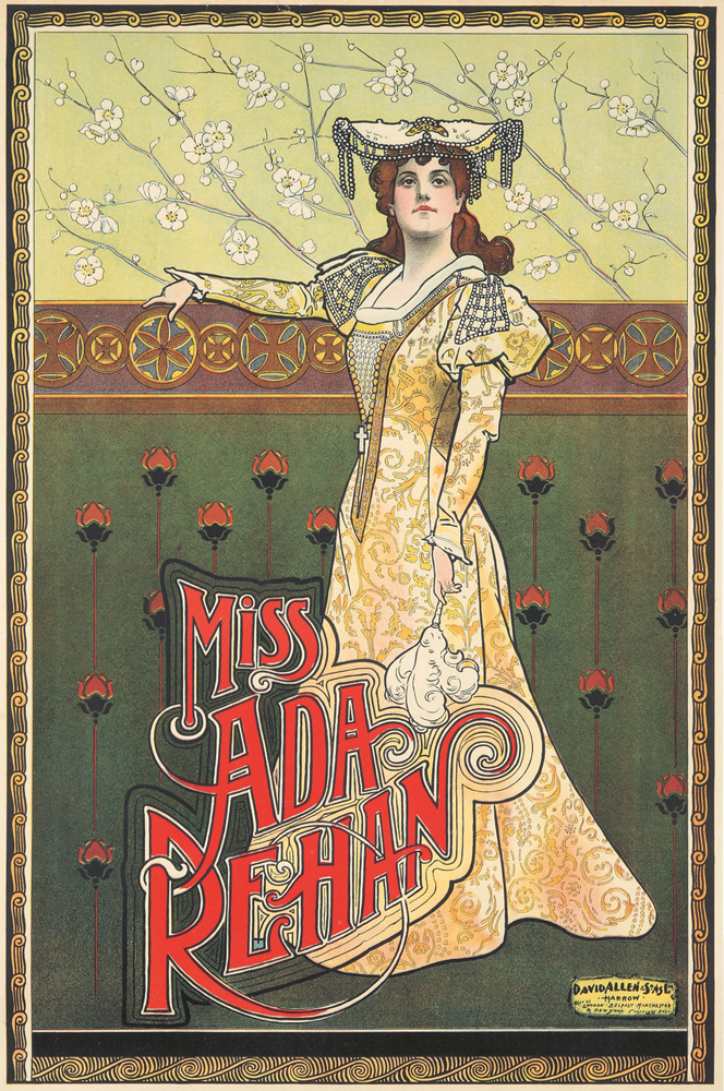 Miss Ada Rehan. 1898