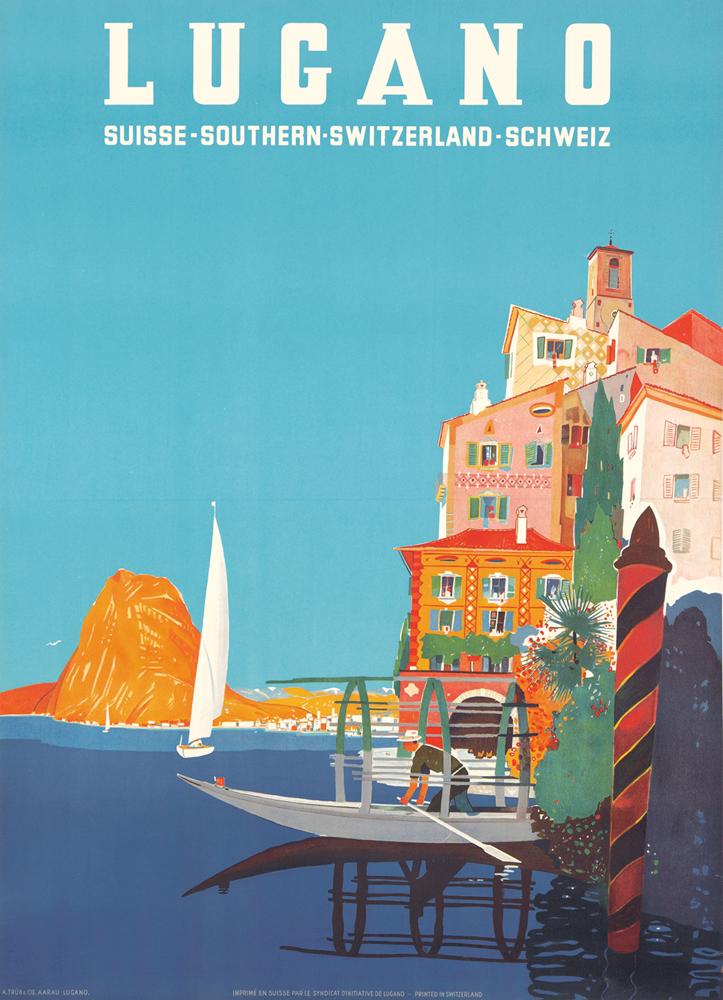 Lugano. ca. 1948
