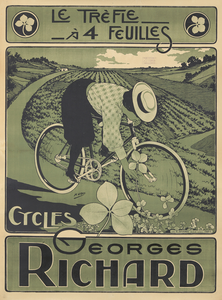 Cycles Georges Richard. ca. 1895