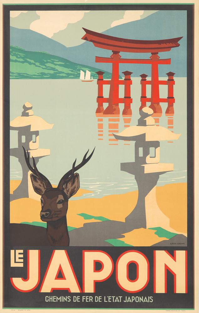Le Japon. ca. 1930
