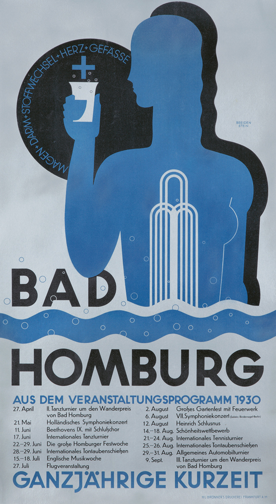 Bad Homburg. 1930