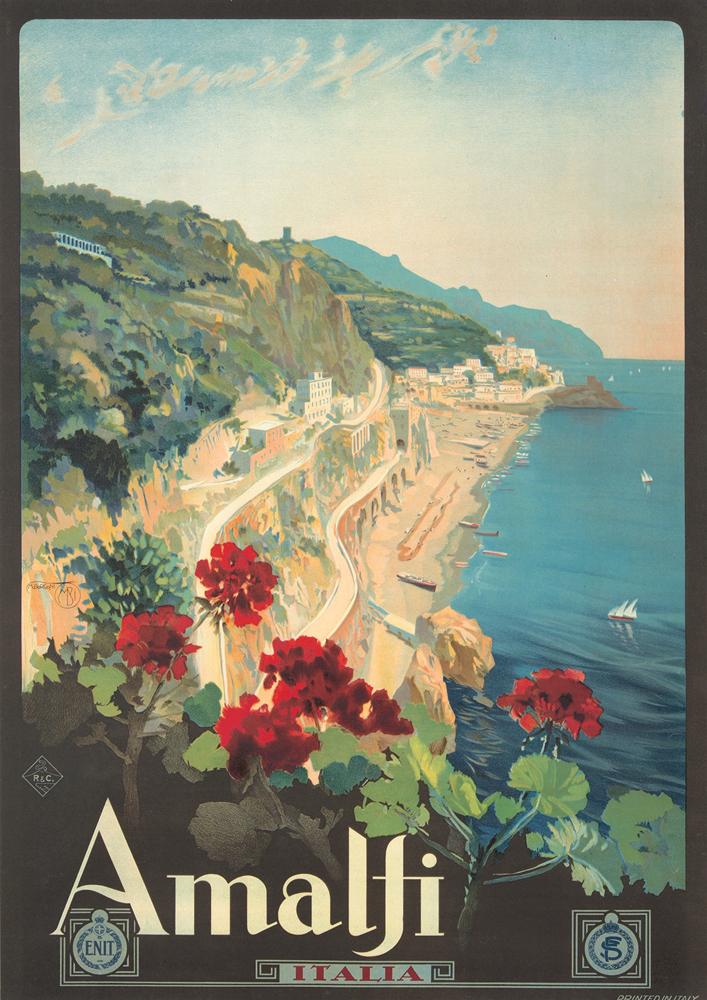 Amalfi. ca. 1925