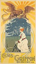 Cycles Griffon. 1900