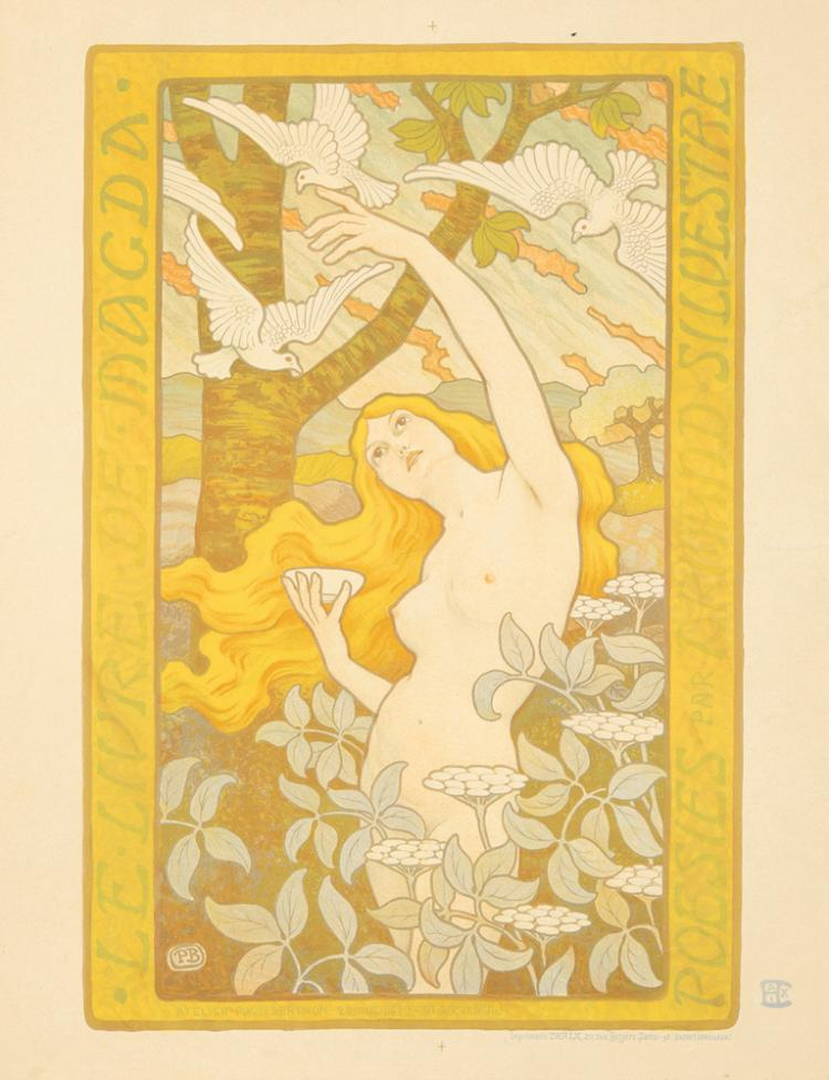 Le Livre de Magda. 1898