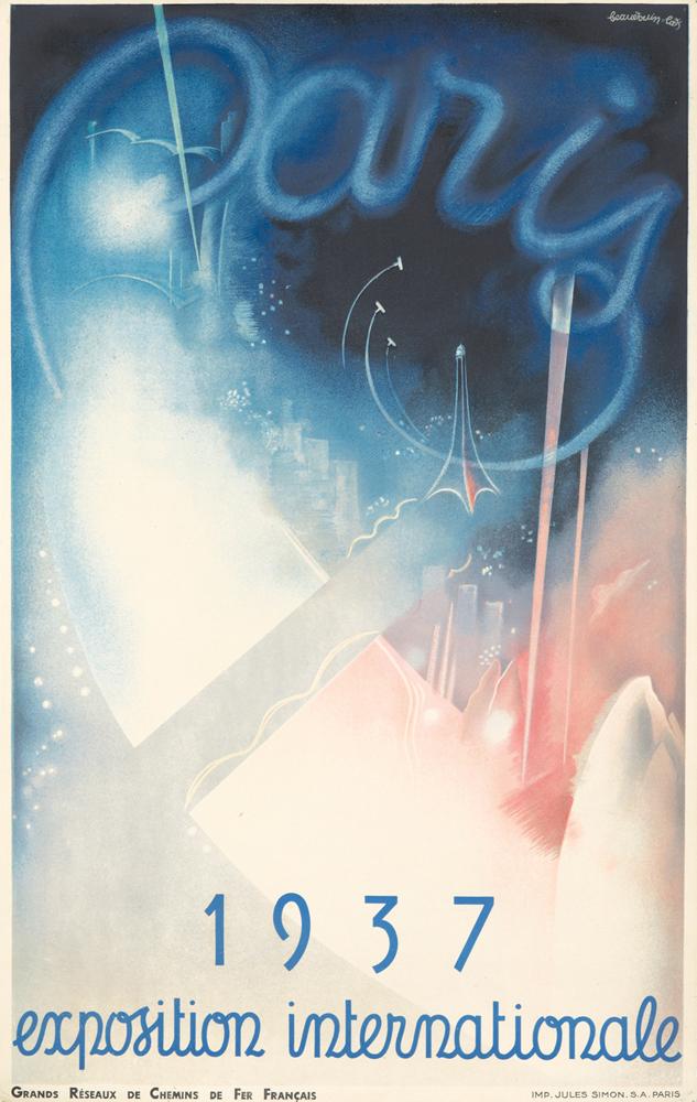 Paris 1937 / Exposition Internationale. 1936