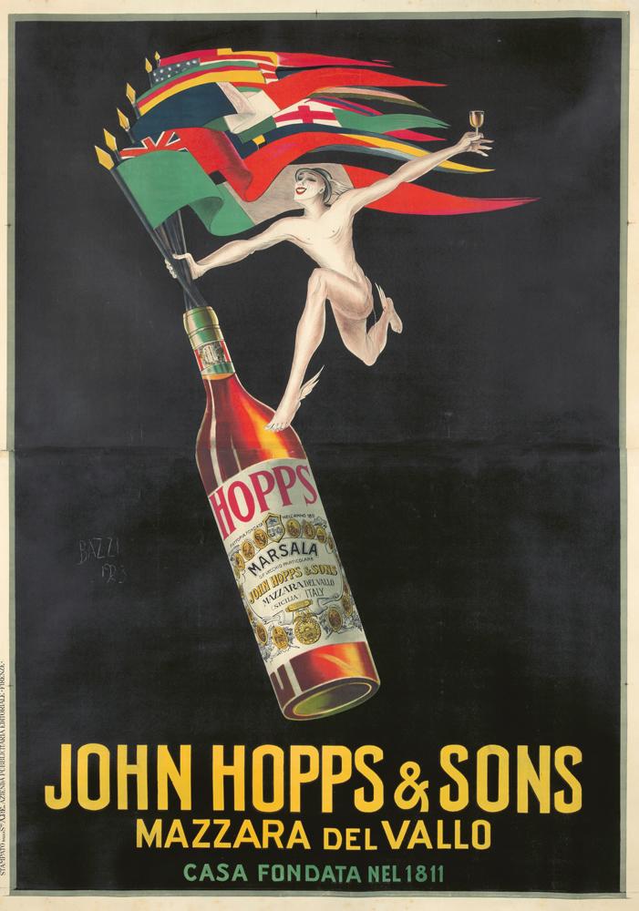John Hopps. 1923