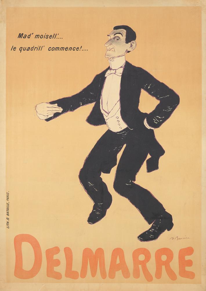 Delmarre / Mad'moisell'... ca. 1910