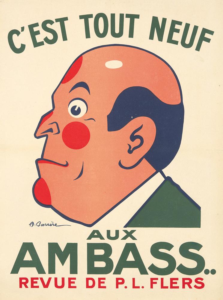 Tout Neuf Aux Ambass... ca. 1901