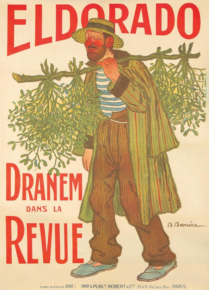 Eldorado / Dranem dans la Revue. ca. 1905