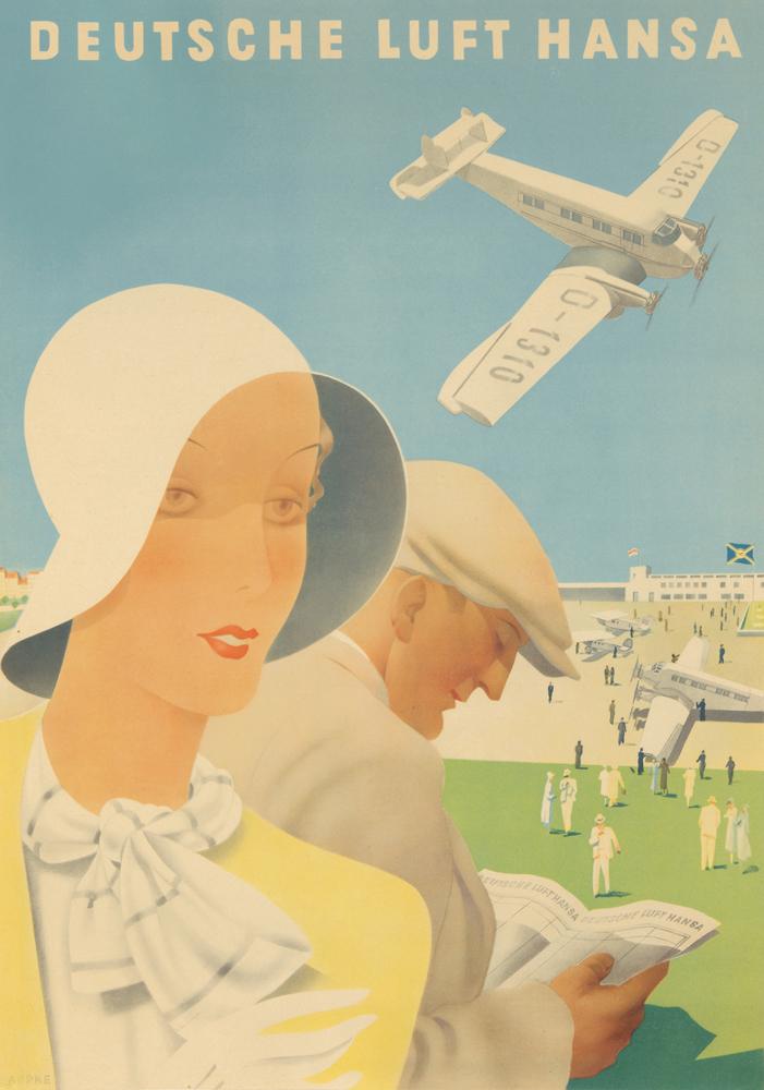 Deutsche Luft Hansa. 1931