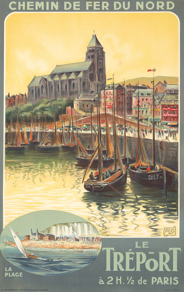 Le Trépòrt. ca. 1923