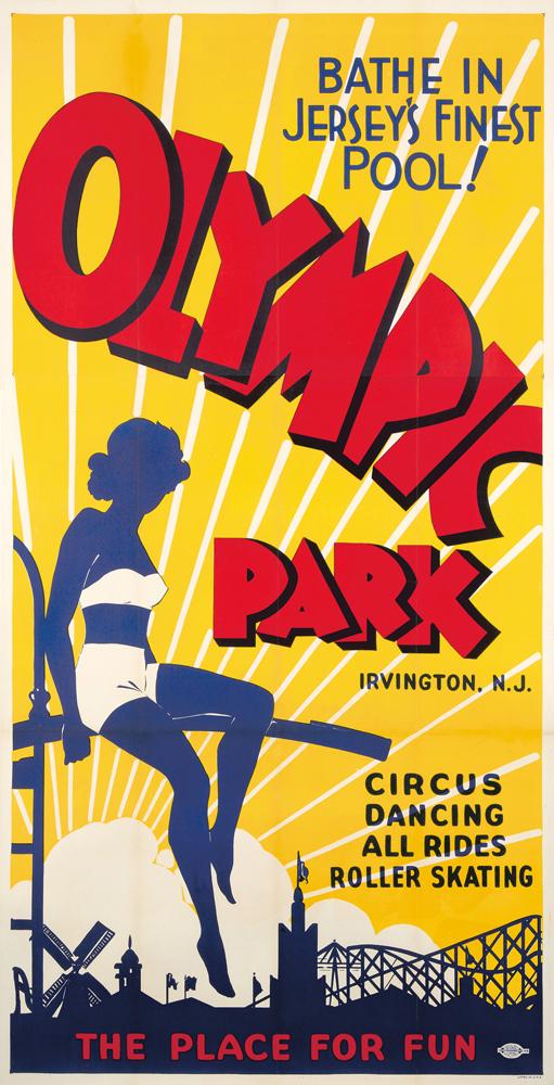 Olympic Park. ca. 1940