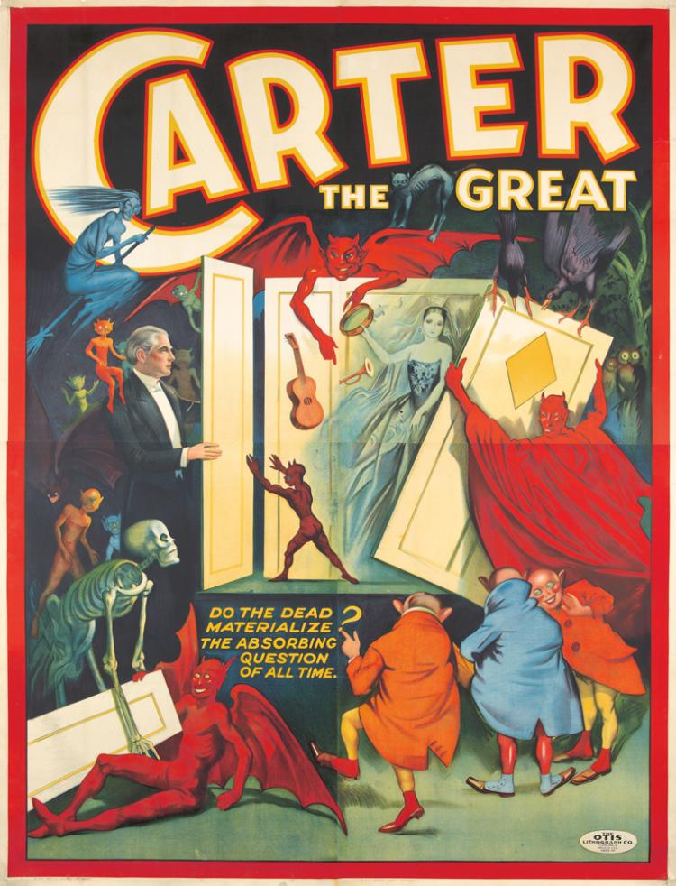 Carter the Great. ca. 1925