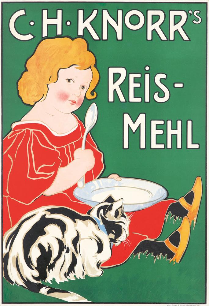 C. H. Knorr's Reis-Mehl. ca. 1915